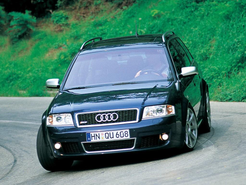 Bilmodel Dk 187 Audi Rs6 C5