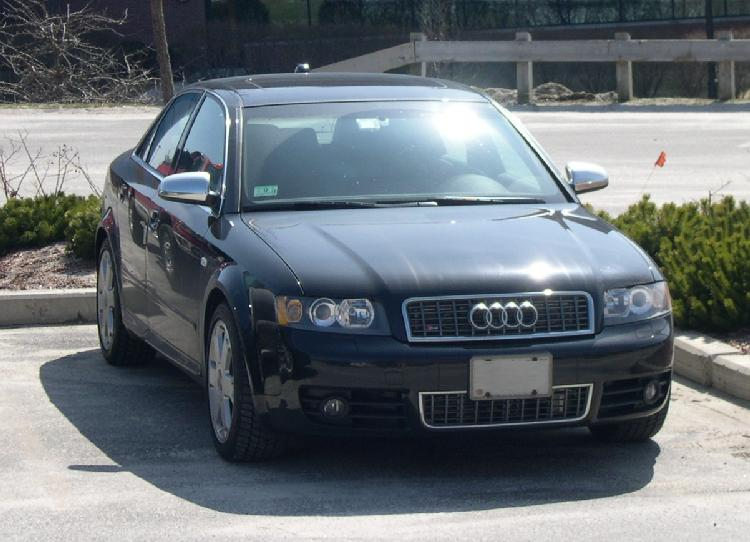 audi a4 b6 and audi s4 b6 rsfour body kit styling and aftermarket Car ...
