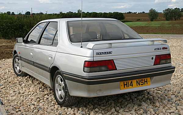 ... Peugeot 405 · Peugeot 405