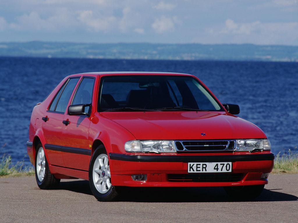 Saab 9000 -               Saab 9000