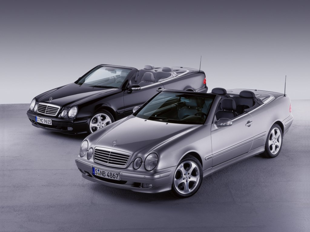 mercedes benz clk w208. Black Bedroom Furniture Sets. Home Design Ideas