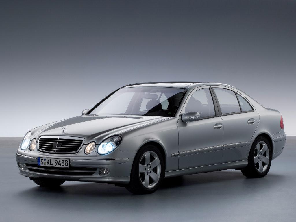 Mercedes benz e klasse w211 for Mercedes benz delaware