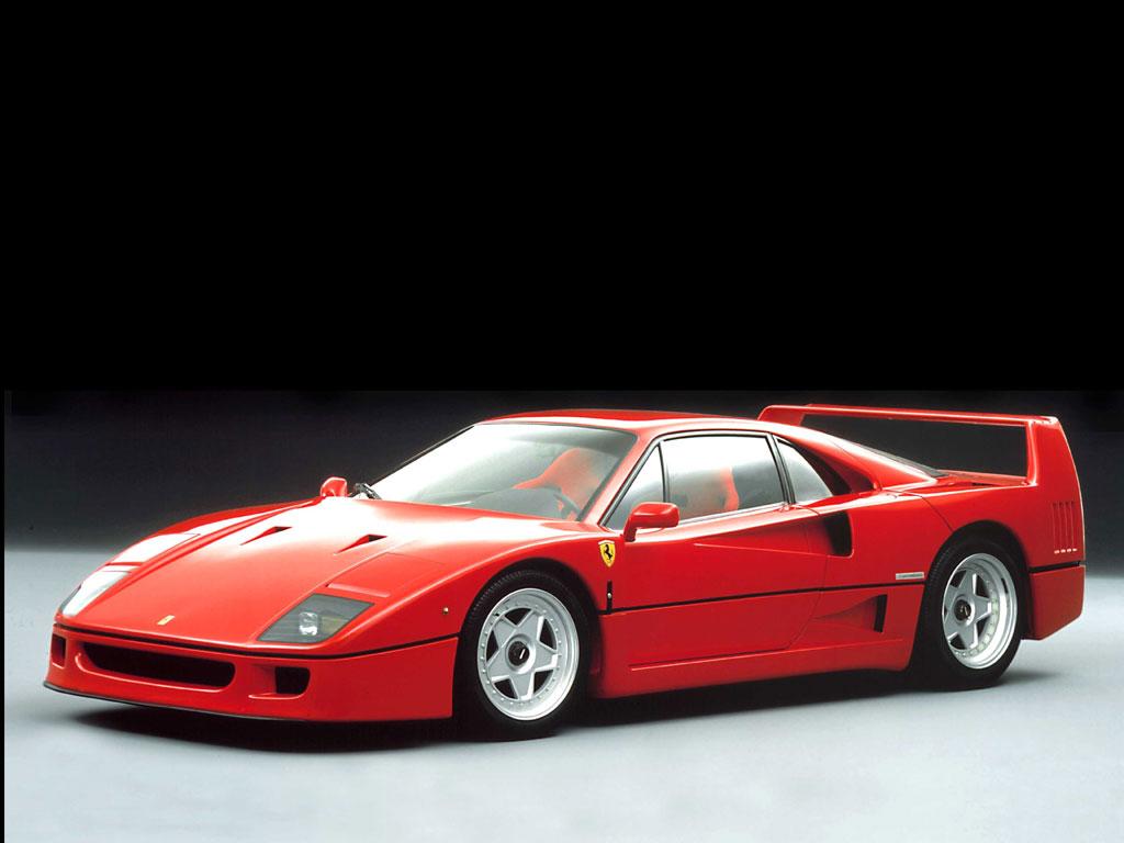 Ferrari F40 Picture