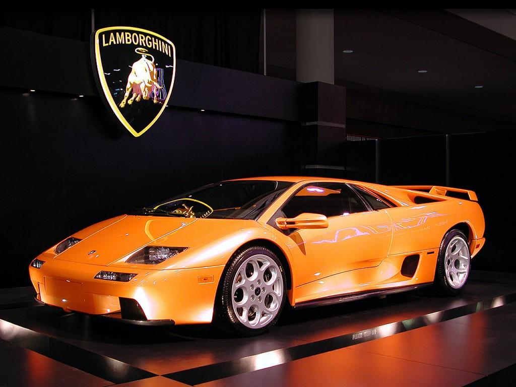 Bilmodel Dk 187 Lamborghini Diablo