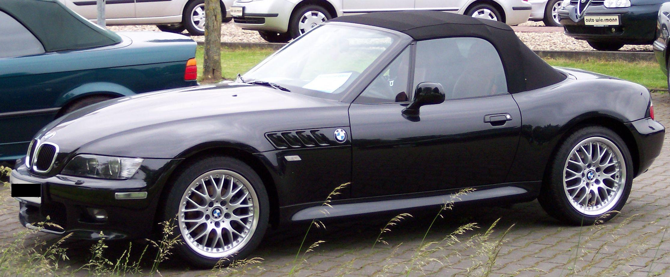 bilmodel.dk » BMW Z serie Z3