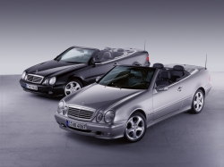 mercedes benz clk w208 230 cabrio kompressor. Black Bedroom Furniture Sets. Home Design Ideas