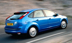 Ford Focus Mk II Ghia 2.0 TDCi Stationcar